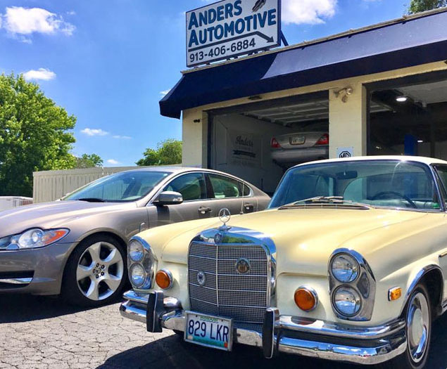 anders automotive local auto repair in kansas city