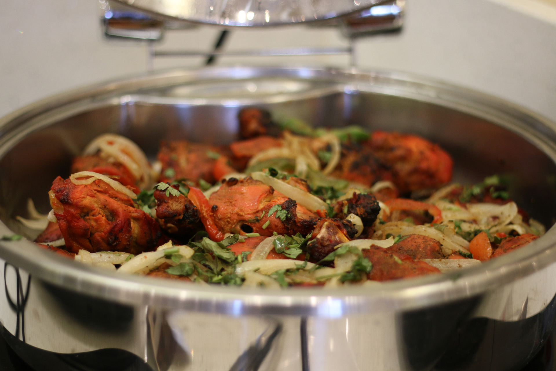 tandoori chicken from spice n rice