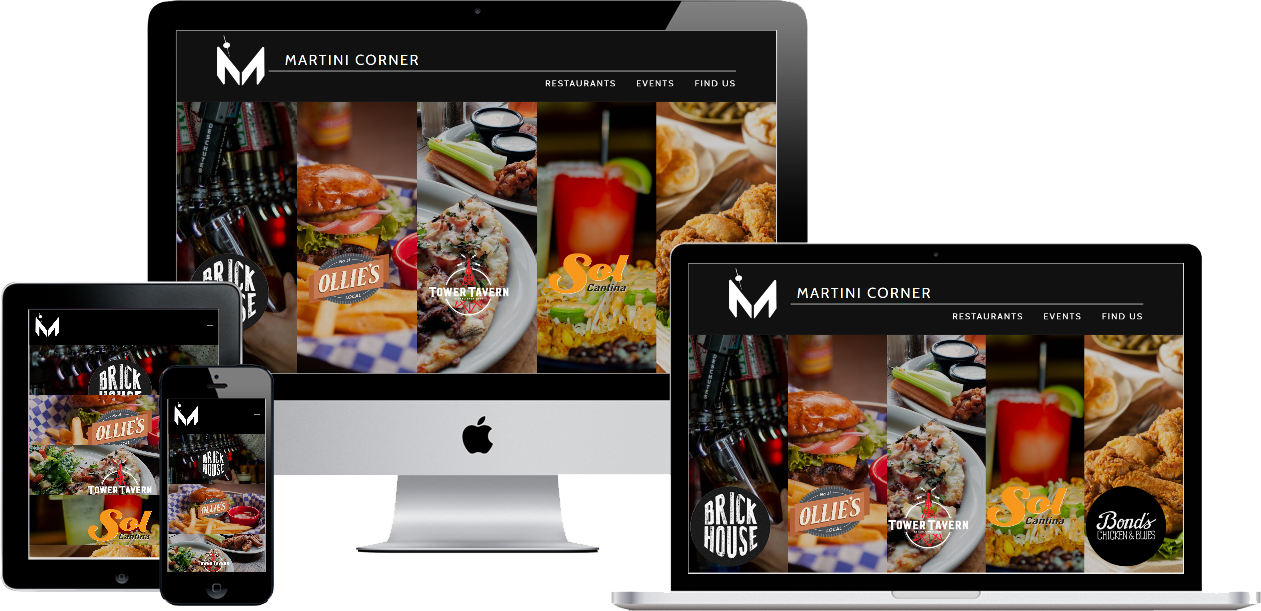 martini corner restaurant group