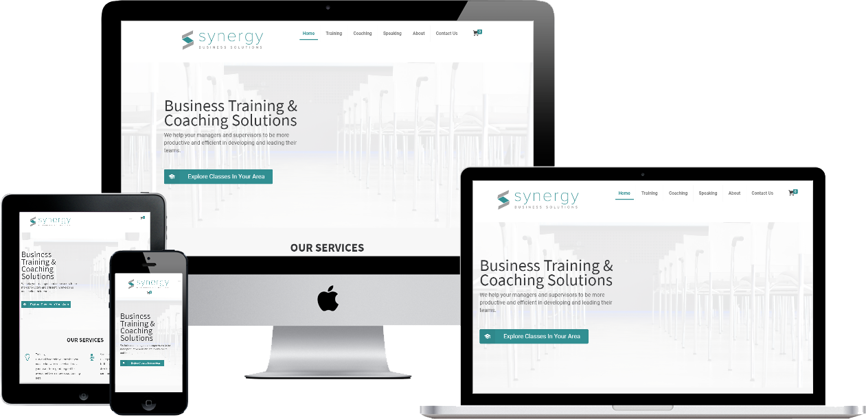 synergy business solutions in kansas city