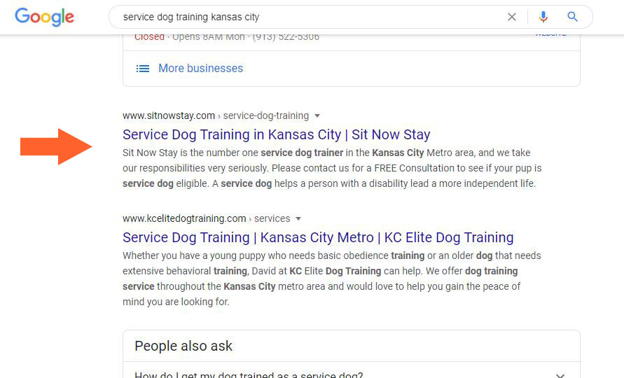 search engine optimization sit now stay