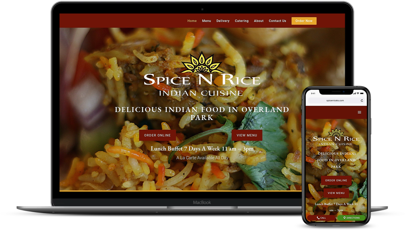 spice n rice indian